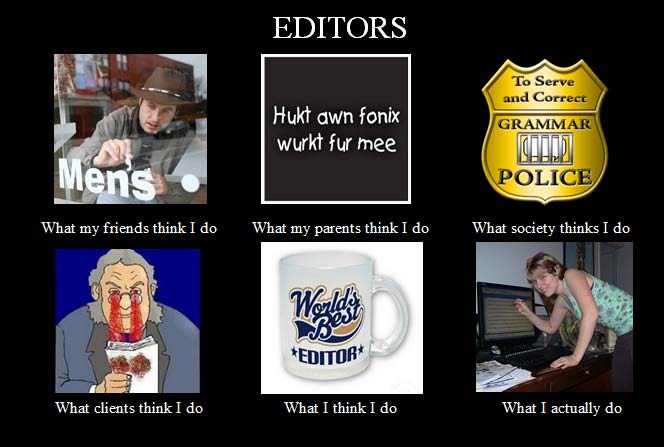 editorthinkido julie sondra decker \u201cthink i do\u201d meme for authors and editors