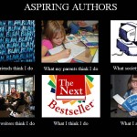 "Aspiring Authors ""Think I Do"""
